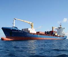 Guindastes de bordos para navios