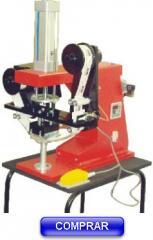 Prensa térmica pneumática PTE80