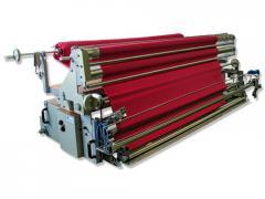 Enfestadeira para todos os tipos de tecido aberto (plano / ramado)