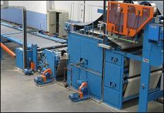 Máquina para encolhimento compressivo de tecido