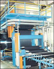 Máquinas para tingimento