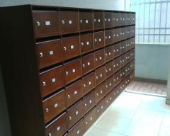 Caixinhas de correios