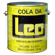 Cola da Leo 2,8 Kg (Cola de Contato)