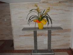Mesa em pedra