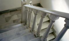Escadas em marmore