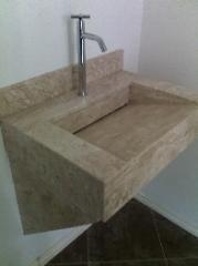 Banheiros em granito
