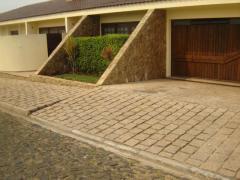 Pedra madeira irregular