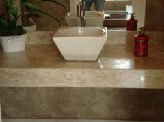 Banheiro em marmore