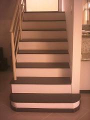 Escadas em marmore e granito