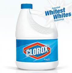 Confiaram ao Clorox ® o Branqueamento