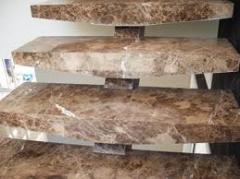Escadas em marmores