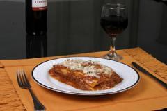 Lasagna Montada 4 Queijos