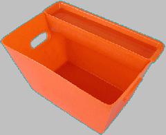 Caixa para misturar argamassa