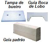 Guias de concreto