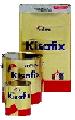 Os adesivos Kisafix a base de solvente