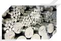 Vergalhoes de aluminio