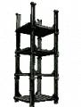 Rack para armazenamento e transporte de longarinas
