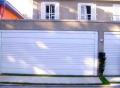 Portões seccionados para garagem e industriais