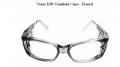 Óculos Vênus K90 Gold Ventilada