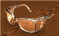 Óculos Modelo K90 Gold