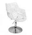 Cadeira Acrilica