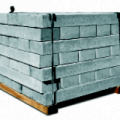 Placas de Concreto Retangular 1600 daN