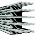 Poste de Concreto Duplo T - Rede de Distribuição - D