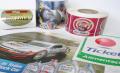 Fabricação de etiqueta adesiva