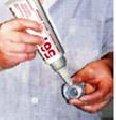 Adesivo acrílico bicomponente