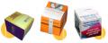 Caixa Post it Pop Up - Cubo em material Gráfico