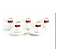 Xícara Café Sachê