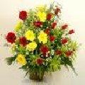 Corbeilles de Flores