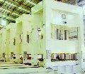 Máquinas industriais hidráulicas