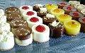 Tortas de linha diet que atende um número crescente de consumidores diabéticos