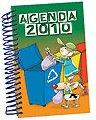 Agenda Infantil 2010