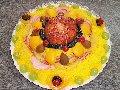 Prato com Frutas