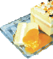 Torta Gelada Maracujá