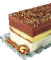 Torta Gelada Nozes