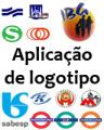 Aplicação de Logotipo