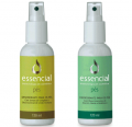Desodorantes para os Pés 120 ml Spray. Higieniza e Perfuma os pés Nas versões Menta e Genbibre