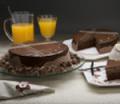 Bolo Bavarois de Chocolate