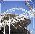 Конструкции металлические (колонны, фермы, балки перекрытий)