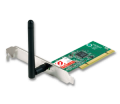 PCI adaptadores sem fios