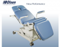 A mesa Performance é um equipamento projetado para atender exames e procedimentos cirúrgicos odontológicos, dermatológicos e cirurgias plásticas.