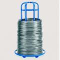 O Arame Atc claro e galvanizado é produzido em aço SAE 1045 a 1070 .