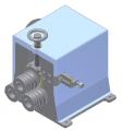 Calandra de Tubos 003SA - equipamento para calandrar tubos e perfis.