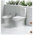 Louças sanitárias e metais sanitários .