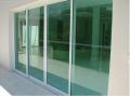 Sistema de caixilhos - Destinadas às aplicações de alto padrão e fechamento de grandes vãos.