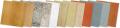 Pisos para residências e escritórios em vários padrões.