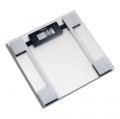 Balanças digitais com plataforma de vidro
